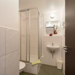 Отель Meinhotel Гамбург ванная