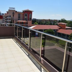 Admiral Plaza Hotel балкон