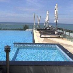 Отель The Gallery Jomtien Beach Pattaya Condo By Dome Паттайя бассейн
