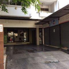 Отель Cordia Residence Saladaeng парковка