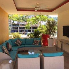 Отель Luxury Condo V177 Romantic Zone комната для гостей