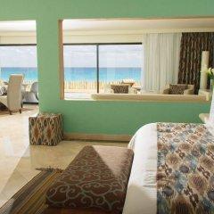 Отель Now Emerald Cancun (ex.Grand Oasis Sens) Мексика, Канкун - отзывы, цены и фото номеров - забронировать отель Now Emerald Cancun (ex.Grand Oasis Sens) онлайн комната для гостей фото 3