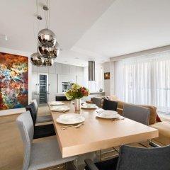 Отель P&O Apartments Sienna Польша, Варшава - отзывы, цены и фото номеров - забронировать отель P&O Apartments Sienna онлайн комната для гостей фото 5