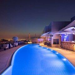Отель Melia Athens Греция, Афины - 3 отзыва об отеле, цены и фото номеров - забронировать отель Melia Athens онлайн бассейн фото 2