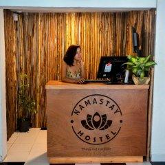 Отель Namastay Hostel Мексика, Плая-дель-Кармен - отзывы, цены и фото номеров - забронировать отель Namastay Hostel онлайн спа фото 2