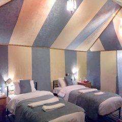 Отель Sahara Royal Camp Марокко, Мерзуга - отзывы, цены и фото номеров - забронировать отель Sahara Royal Camp онлайн комната для гостей фото 5