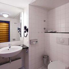 Отель Lindner Hotel Dom Residence Германия, Кёльн - 8 отзывов об отеле, цены и фото номеров - забронировать отель Lindner Hotel Dom Residence онлайн ванная фото 2