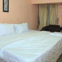 Отель Keves Inn and Suites Нигерия, Калабар - отзывы, цены и фото номеров - забронировать отель Keves Inn and Suites онлайн комната для гостей фото 2