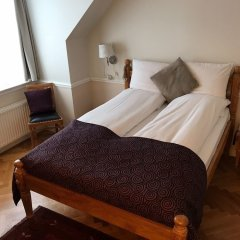 Отель Bertrams Guldsmeden Копенгаген комната для гостей