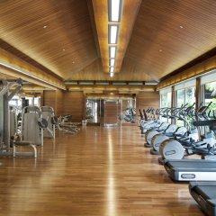 Отель Mandarin Oriental Sanya Санья фитнесс-зал