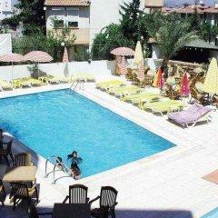 Palmiye Garden Hotel Турция, Сиде - 1 отзыв об отеле, цены и фото номеров - забронировать отель Palmiye Garden Hotel онлайн бассейн фото 3