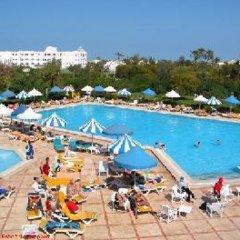 Отель Abir Тунис, Мидун - отзывы, цены и фото номеров - забронировать отель Abir онлайн бассейн