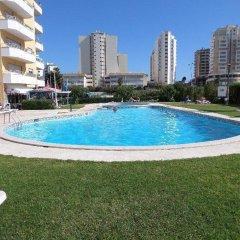 Отель Solmonte Португалия, Портимао - отзывы, цены и фото номеров - забронировать отель Solmonte онлайн бассейн фото 2