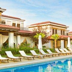 Отель Green Life Beach Resort Sozopol бассейн