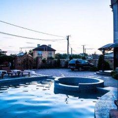 Гостиница Roza Vetrov Одесса бассейн