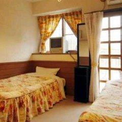 Отель Pension Akanegumo Минамиогуни комната для гостей фото 3