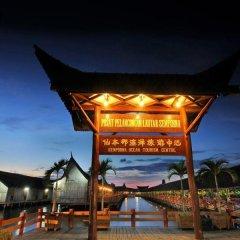 Отель Dragon Inn Floating Resort развлечения