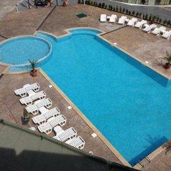 Отель Arda Болгария, Солнечный берег - отзывы, цены и фото номеров - забронировать отель Arda онлайн бассейн фото 2