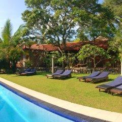 Отель Panchi Villa бассейн фото 2