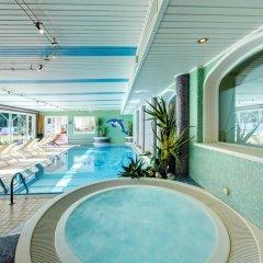 Отель Wellnesshotel Glanzhof Марленго бассейн фото 2