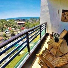 Отель Sea and Sky 2 Karon Beach by PHR балкон