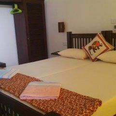 Отель Sunils Beach Hotel Colombo Шри-Ланка, Хиккадува - отзывы, цены и фото номеров - забронировать отель Sunils Beach Hotel Colombo онлайн комната для гостей фото 3