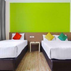 Отель D Varee Xpress Makkasan Таиланд, Бангкок - 1 отзыв об отеле, цены и фото номеров - забронировать отель D Varee Xpress Makkasan онлайн детские мероприятия фото 2