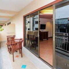 Отель Nida Rooms Patong Pier Palace балкон