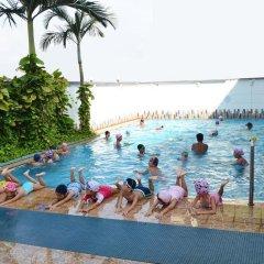 Отель Xiamen Huaqiao Hotel Китай, Сямынь - отзывы, цены и фото номеров - забронировать отель Xiamen Huaqiao Hotel онлайн бассейн