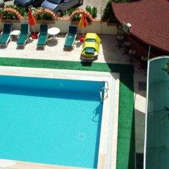 Melodi Hotel пляж