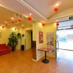 Отель Home Inn Bird's Nest Китай, Пекин - отзывы, цены и фото номеров - забронировать отель Home Inn Bird's Nest онлайн интерьер отеля фото 2