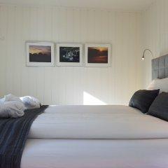 Отель Bjørn & Bibbi's Норвегия, Тромсе - отзывы, цены и фото номеров - забронировать отель Bjørn & Bibbi's онлайн комната для гостей фото 4