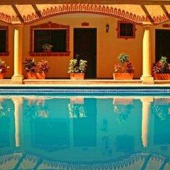 SC Hotel Playa del Carmen бассейн