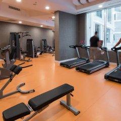 Отель Elite Hotels Darica Spa & Convention Center фитнесс-зал фото 3