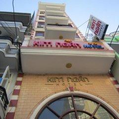 Отель Kim Ngan Нячанг парковка