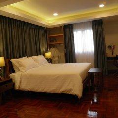 Отель Maneeya Park Residence Бангкок комната для гостей фото 2