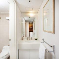 Отель Phoenix Pyeongchang Hotel Южная Корея, Пхёнчан - отзывы, цены и фото номеров - забронировать отель Phoenix Pyeongchang Hotel онлайн ванная фото 2