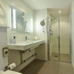 Отель Scandic Star Швеция, Лунд - отзывы, цены и фото номеров - забронировать отель Scandic Star онлайн ванная