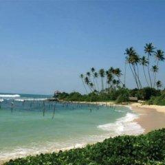 Deutsch Lanka Hotel & Restaurant пляж фото 2