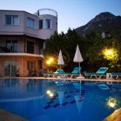 Отель Villa Kalkan бассейн фото 2
