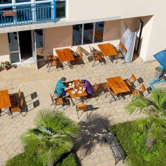 Гостиница Уютный дворик пляж фото 2