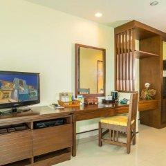 Отель Lanta Pura Beach Resort удобства в номере
