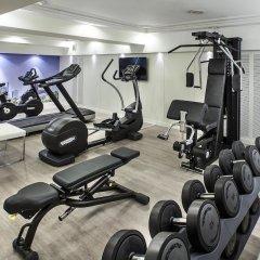 Отель NH Hotel Porto Jardim Португалия, Порту - отзывы, цены и фото номеров - забронировать отель NH Hotel Porto Jardim онлайн фитнесс-зал фото 2