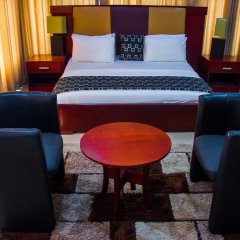 Отель Chaka Resort & Extension в номере