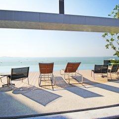 Отель Centric Sea By Pattaya Sunny Rentals Паттайя пляж