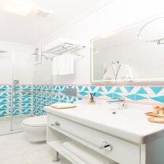 Отель Lalahan ванная фото 2