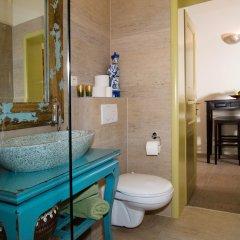 Апартаменты The Rooms Apartments ванная
