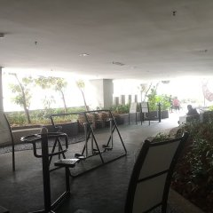 Отель Pearl Suites Swiss Garden Residences Малайзия, Куала-Лумпур - отзывы, цены и фото номеров - забронировать отель Pearl Suites Swiss Garden Residences онлайн балкон