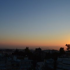 Youth Hostel Athens балкон