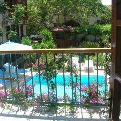 Отель Lale Park балкон